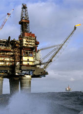 Oil rig jobs in Norway